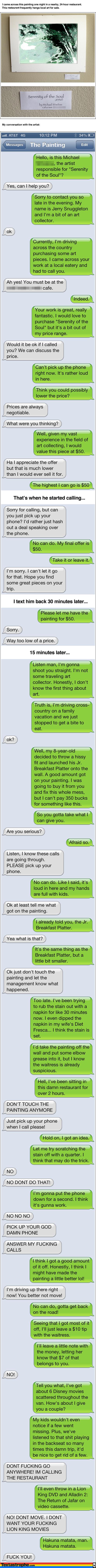 prank text-5